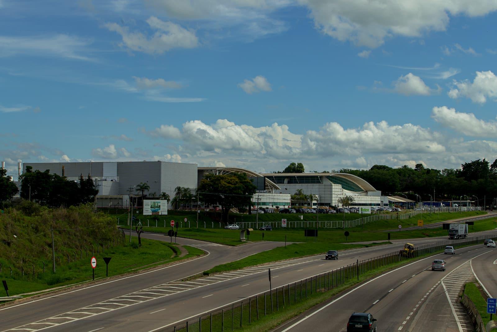 Valeo plant in Brazil Campinas