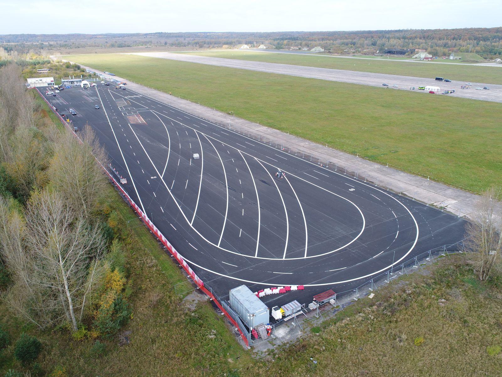 Circuit at Valeo Czech Republic