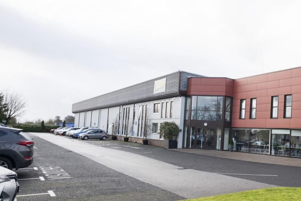 Valeo Tuam plant in Ireland