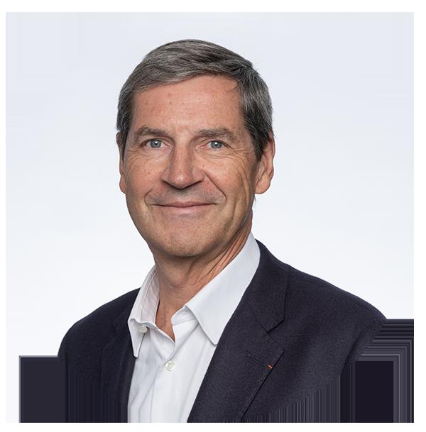 Portrait of Gilles Michel,Valeo Board Member