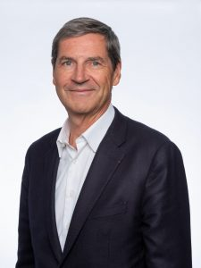 Portrait deGilles Michel, membre du conseil d'administration de Valeo
