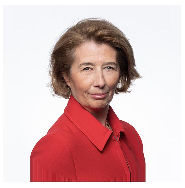 Portrait of Véronique Weill,Valeo Board Member