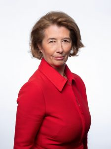 Portrait deVéronique Weill, membre du conseil d'administration de Valeo