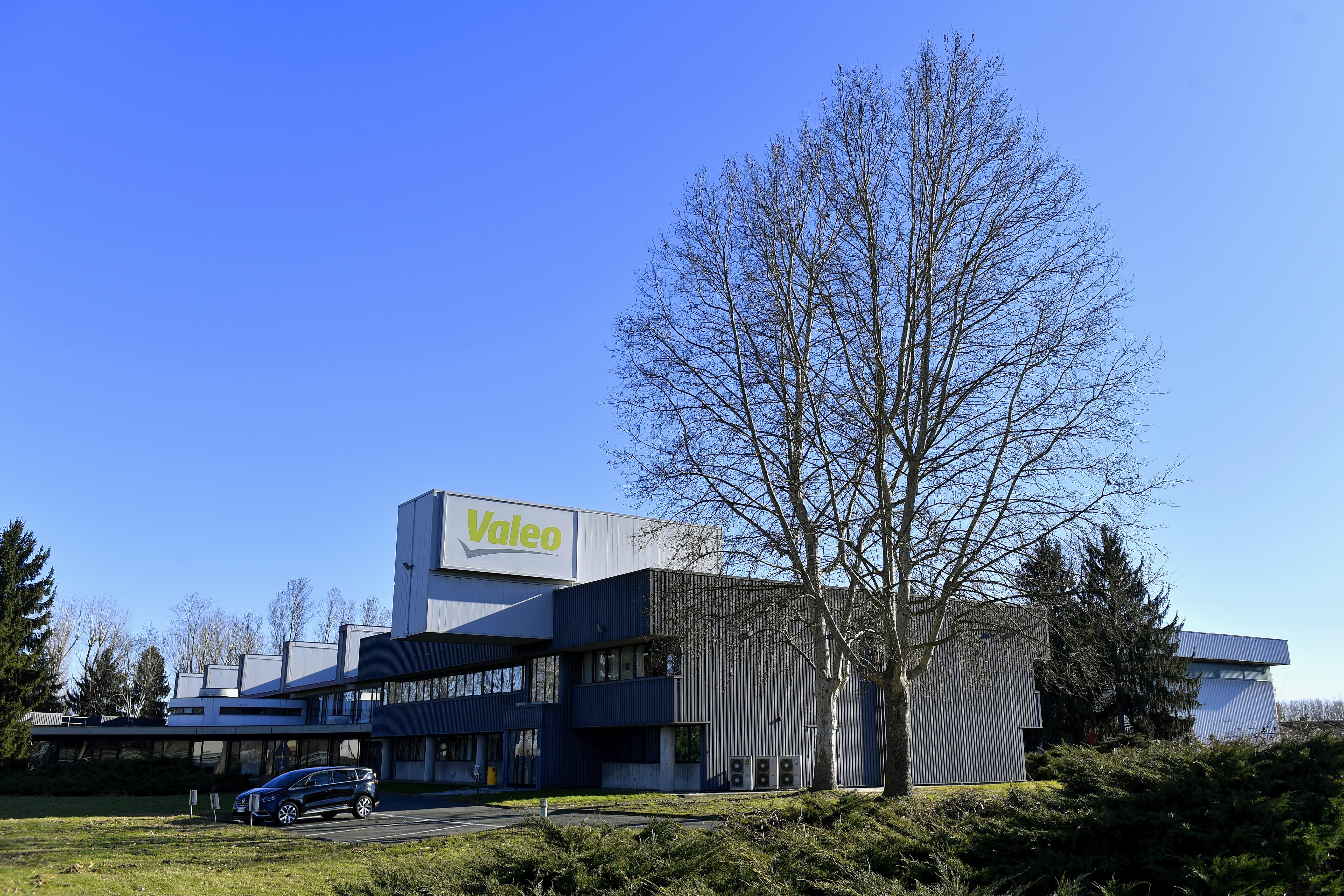Valeo plant in Italy Santena