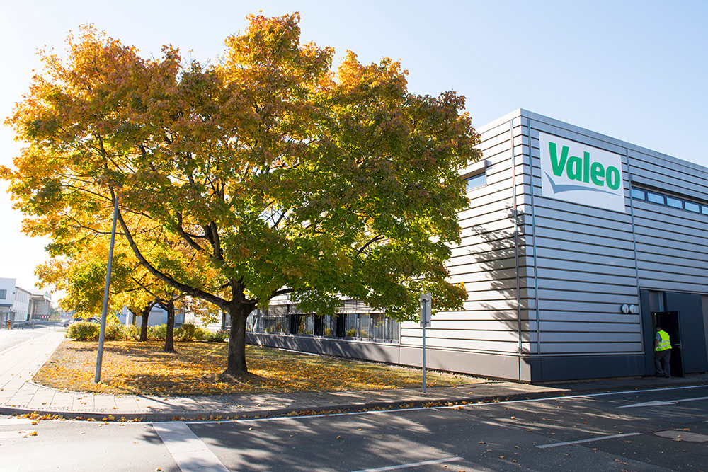 Valeo Germany plant