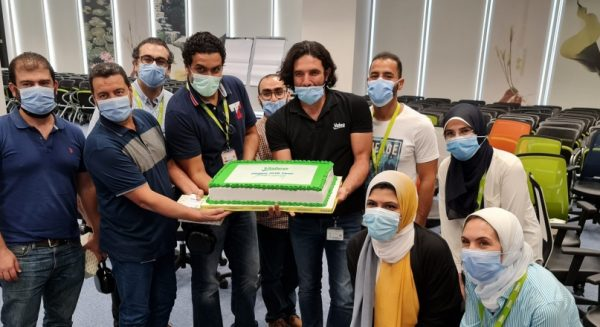 Valeo Egypt's Most Renowned Employees Recognized for 10 Years as 'Valeors'