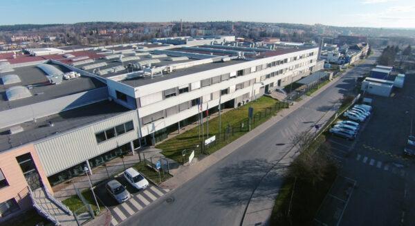 Vývoj a výroba aktivních mřížek chladiče ve Valeo Rakovník za podpory Evropské unie