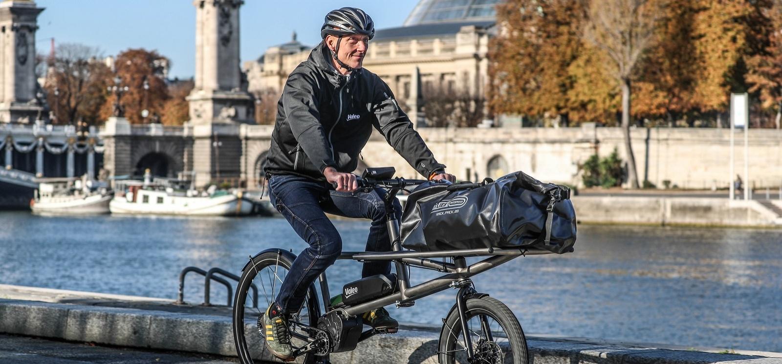Valeo e-Bike demo