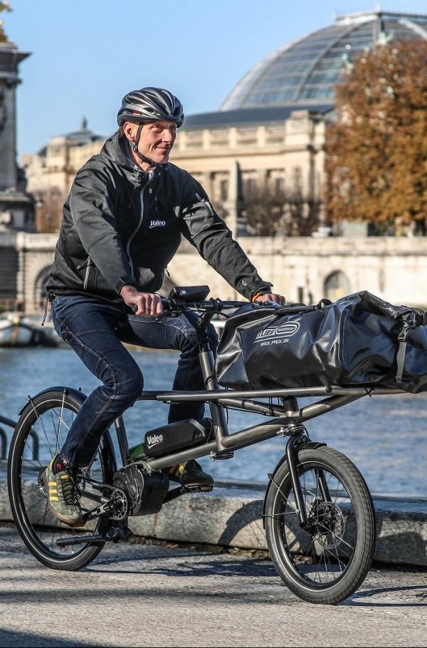 Valeo Smart e-Bike system demo