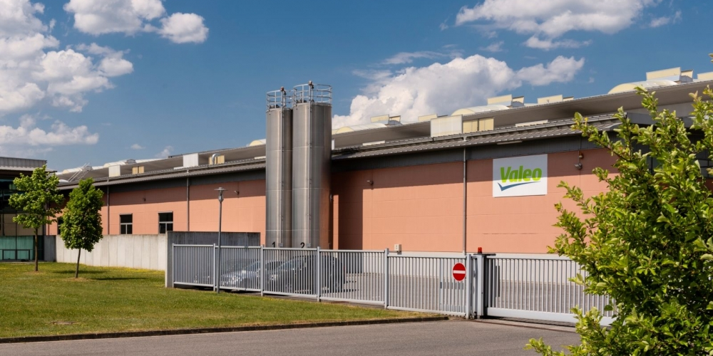 Valeo Fischbach Powertrain Actuators Systems in Germany