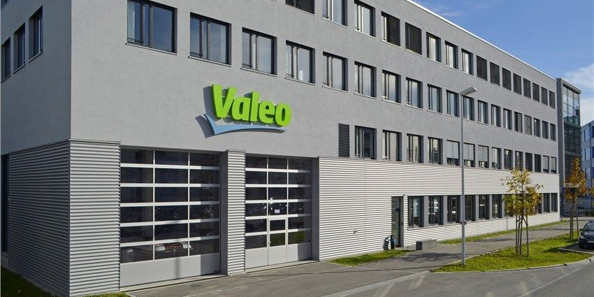Valeo Gilching Thermal Bus Systems plant