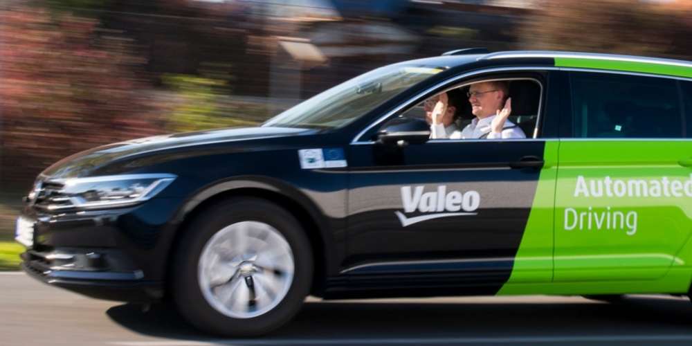 Valeo Kornach Neuses Comfort and Driving Assistance systems