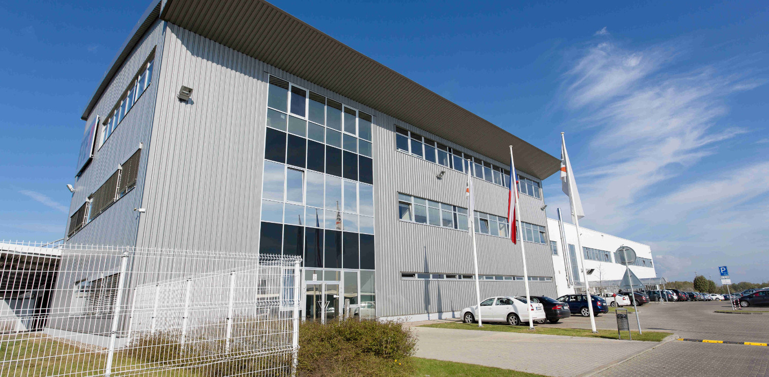 Valeo Czech Republic Podborany production site
