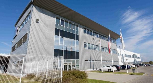 Valeo Podbořany production site