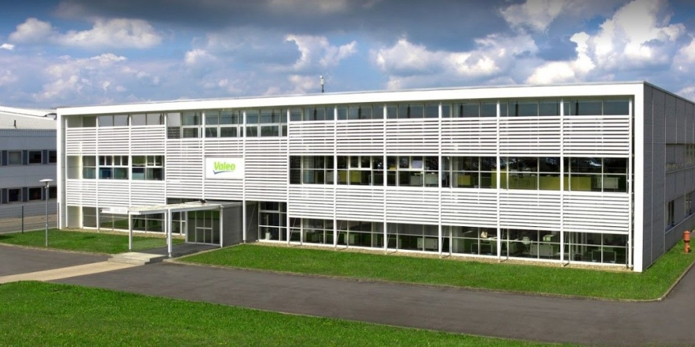 Valeo Bad Rodach Thermal Systems in Germany