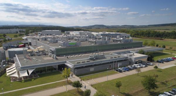 Valeo Žebrák production site