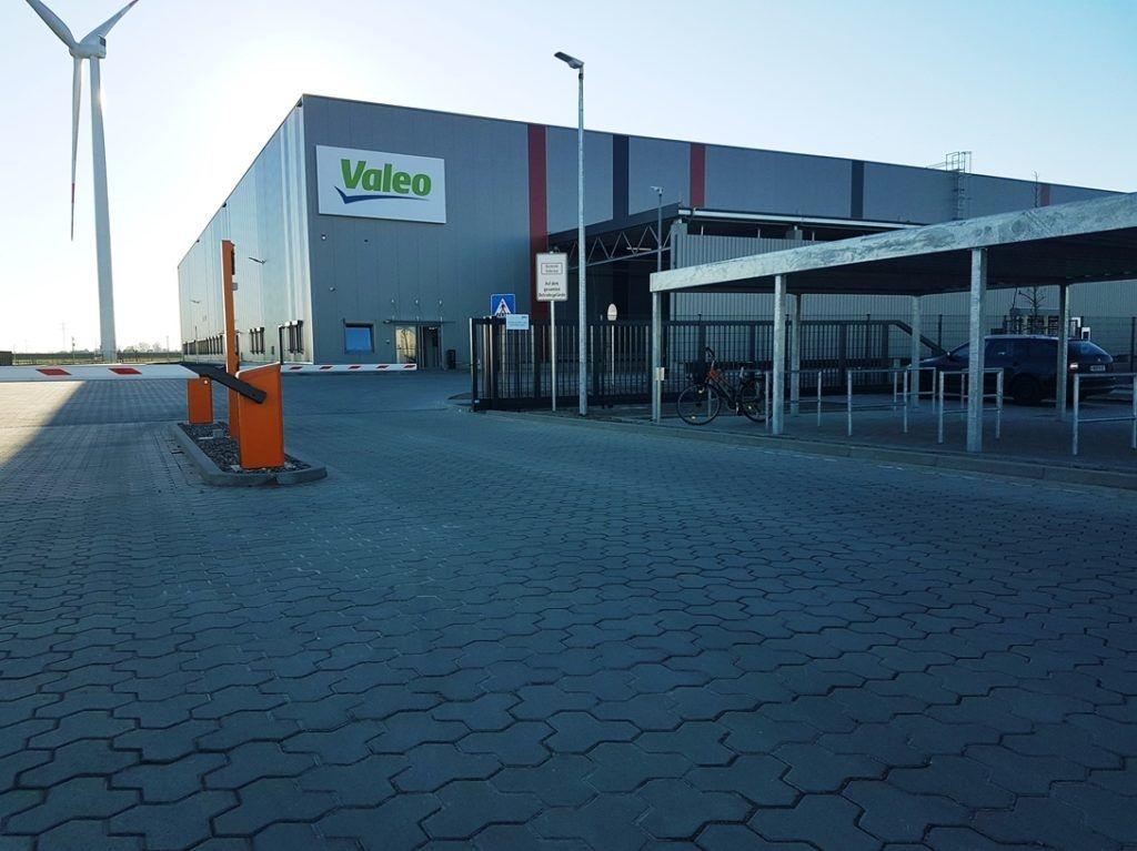 Valeo Germany Bremen plant