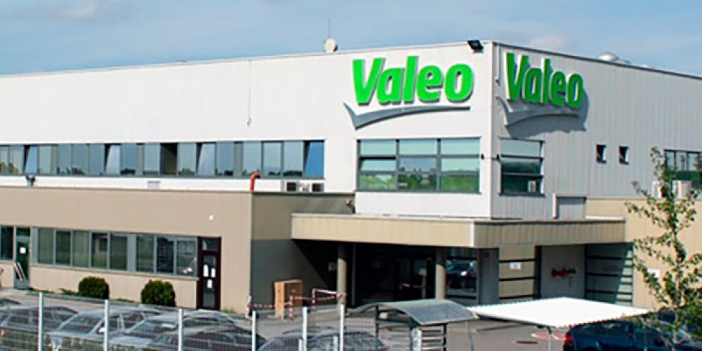 Valeo Humpolec - výrobní závod
