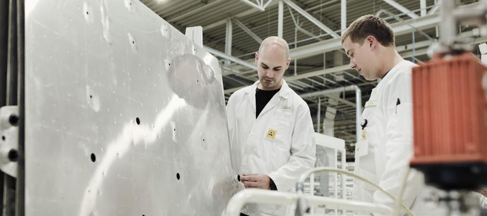 Práce pro výrobní inženýry