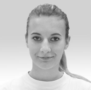 Portrait of Diana Drakslova
