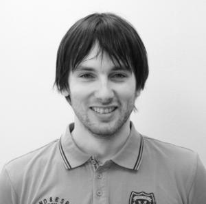 Portrait of Petr Krejci