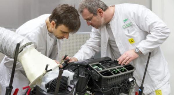 Práce pro inženýry a techniky ve výrobě