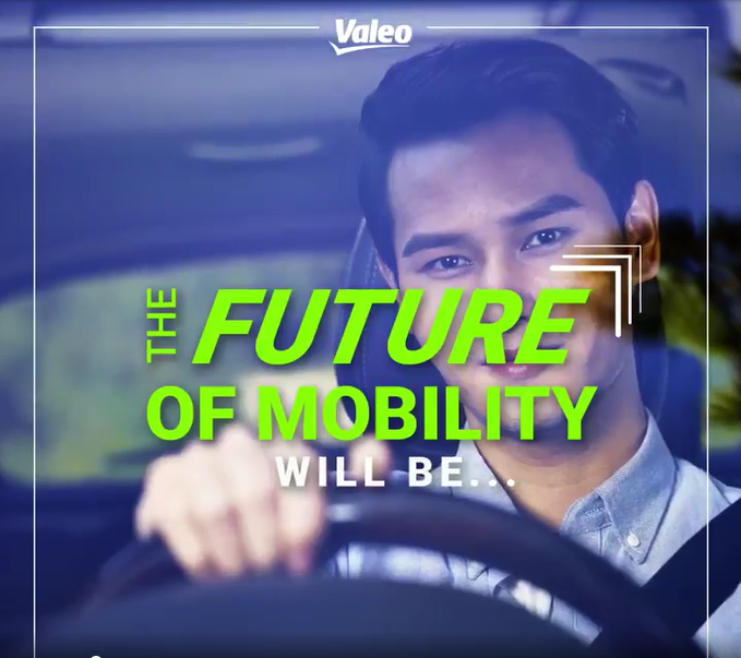 The future of mobility will be...