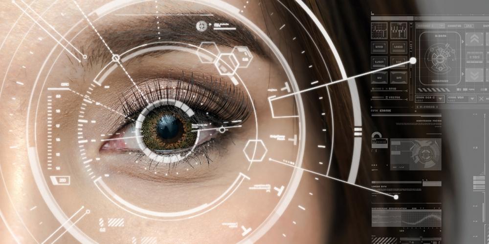Auge Technologie
