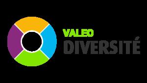 Logo diversité Valeo