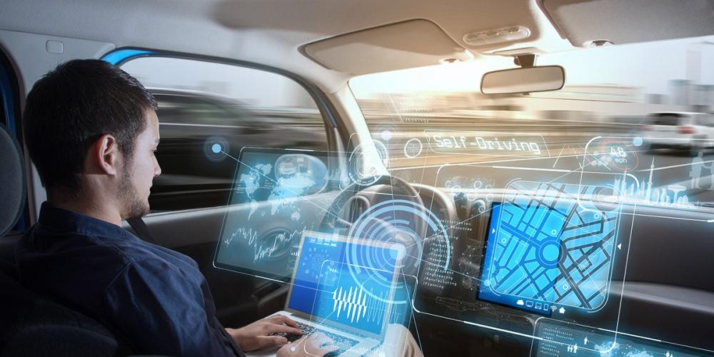 Automotive und Technologie