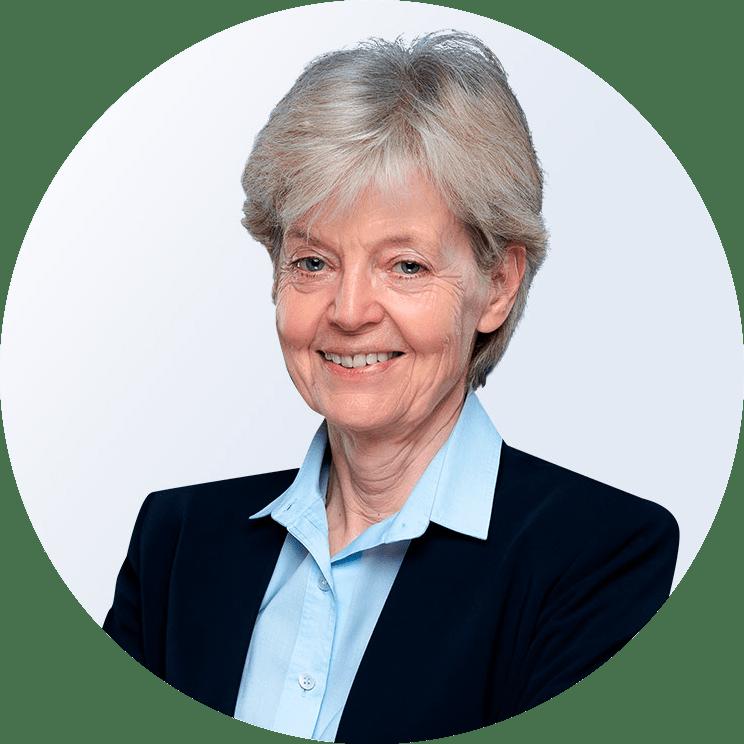 Portrait of Ulrike Steinhorst,Valeo Board Member
