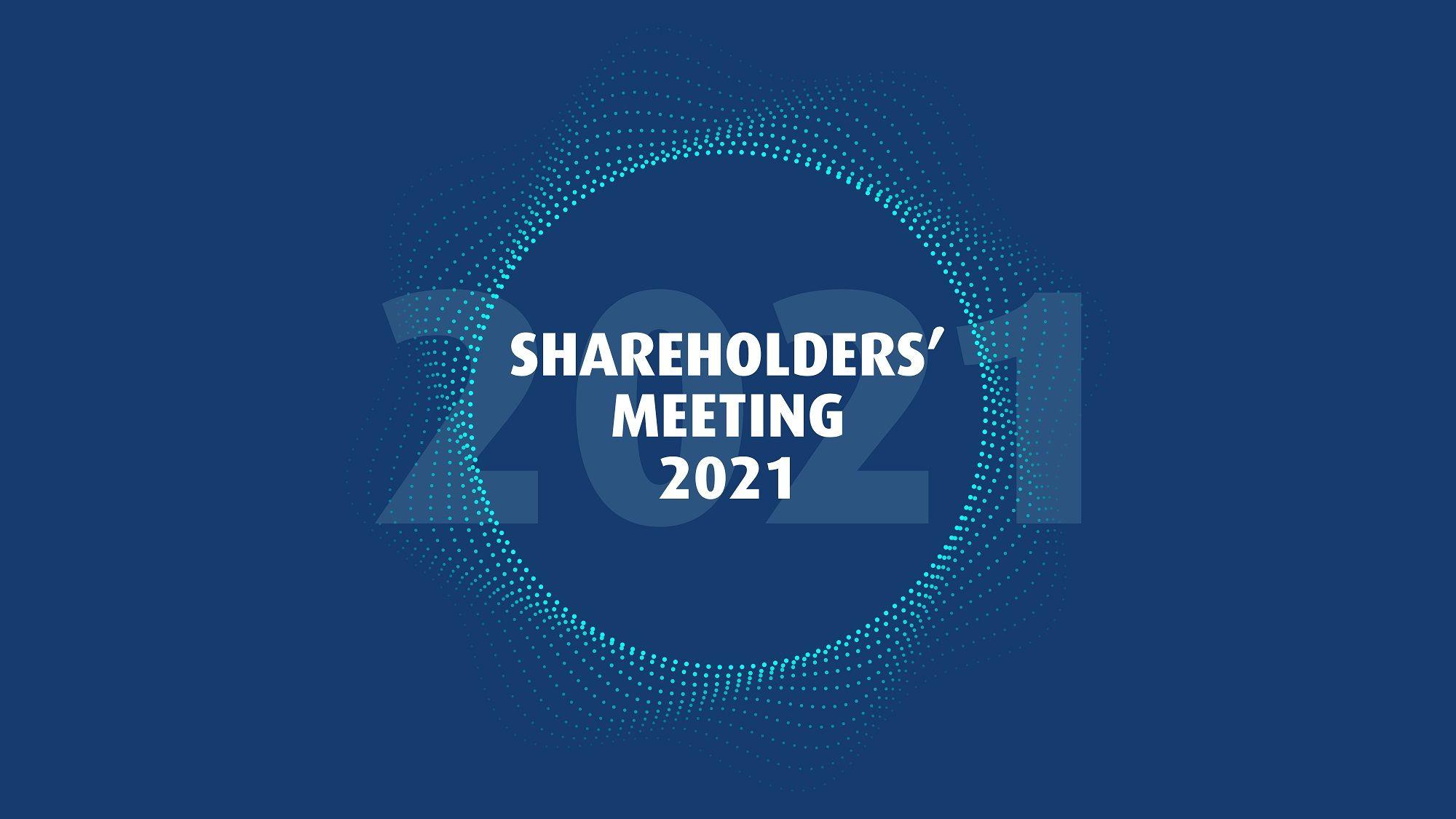 Shareholders' meeting