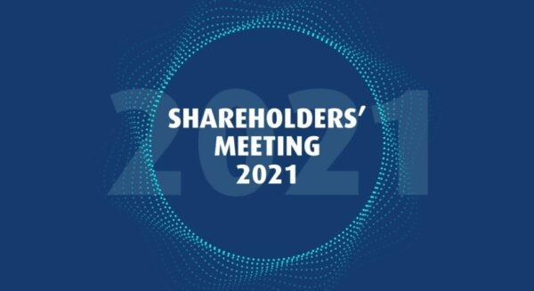 Valeo's Annual Shareholders' Meeting 2021