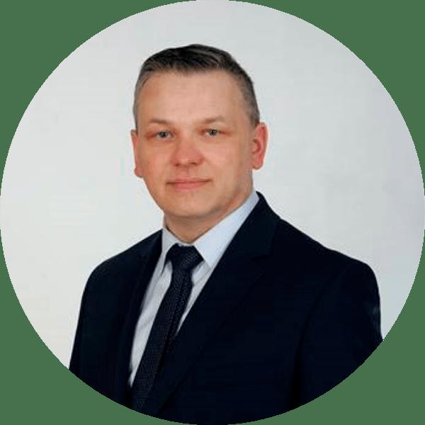 Portrait of Grzegorz Szelag, Valeo Board Member