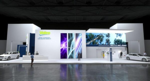 Valeo innovations on show at the IAA Mobility 2021